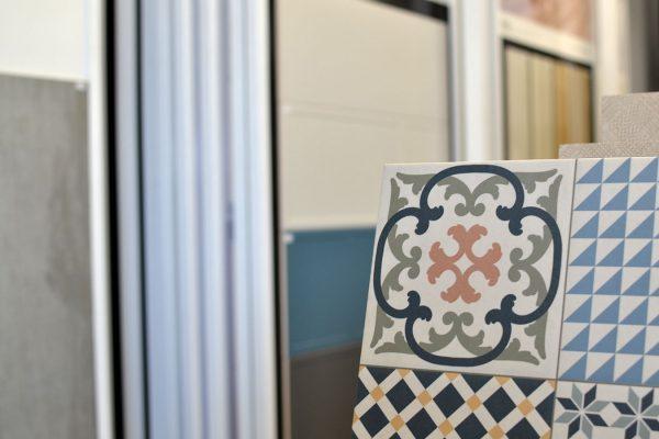 Láminas mosaico decoración